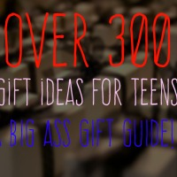 Over 300 Teen Girl Gift Ideas - The ULTIMATE List