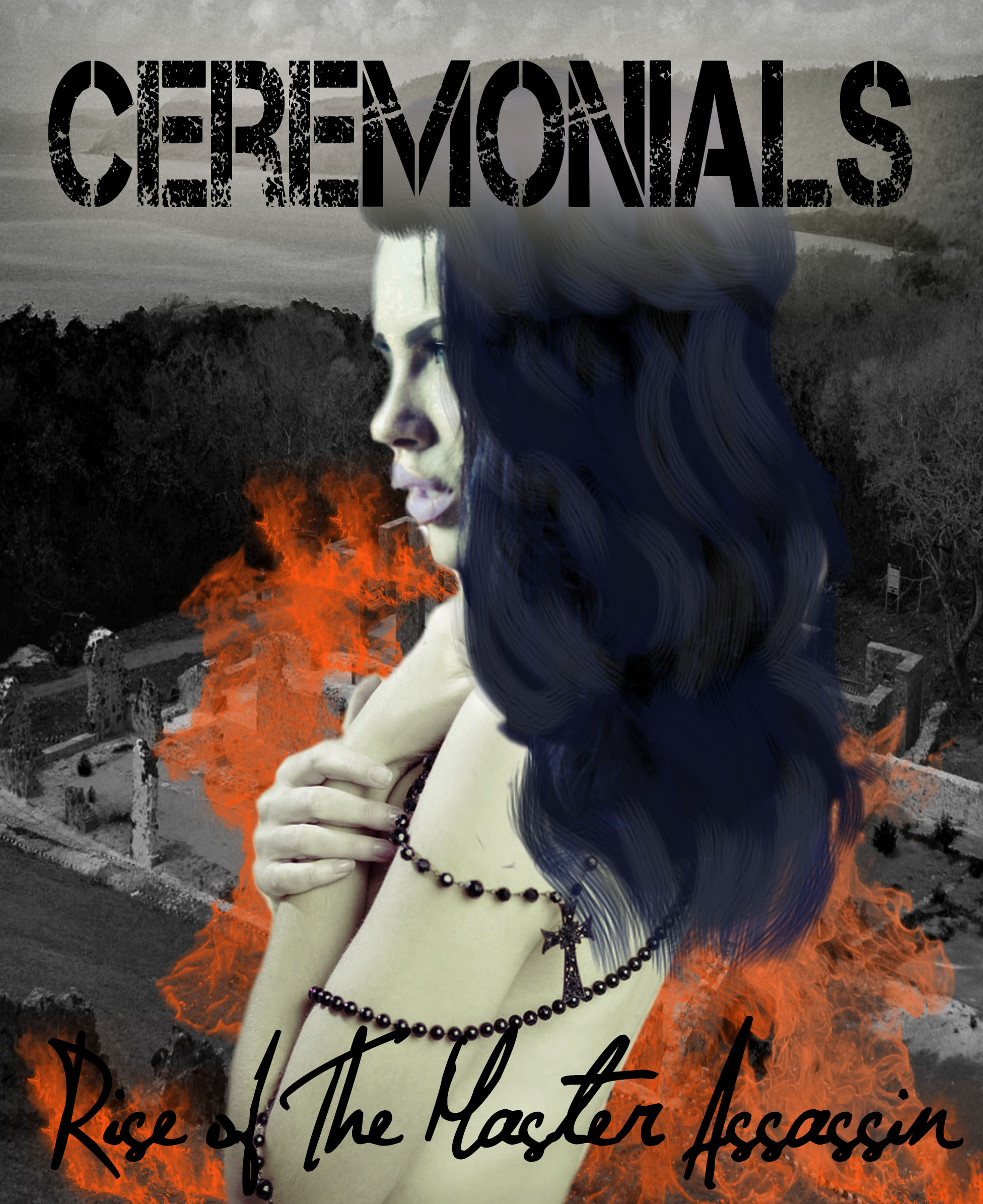 ceremonials book cover first draft