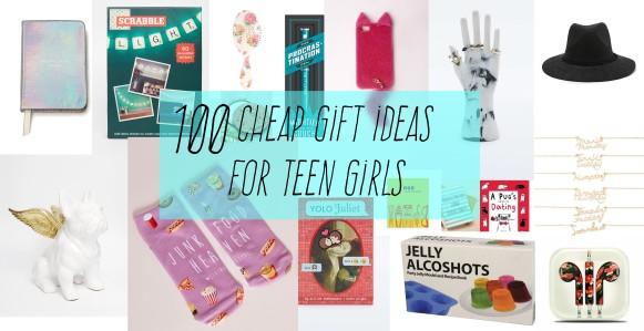 100 teen gift ideas for teen girls