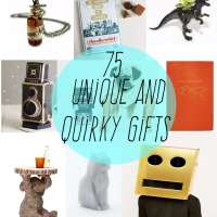 75 Unique And Quirky Gift Ideas Any Odd Person Will Appreciate - The 2015 Gift Guide