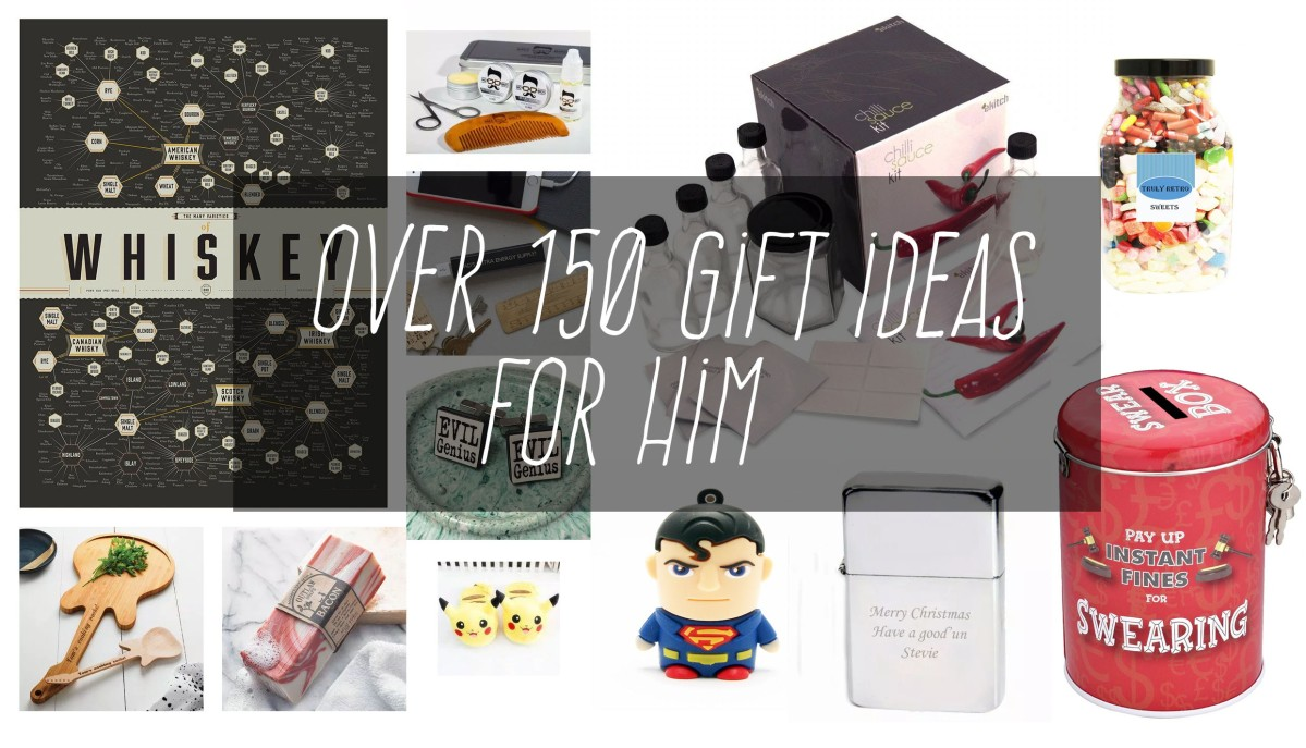 Over 150 Cheap Christmas Gift Ideas For Him