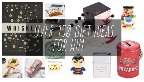 Over 150 Cheap Christmas Gift Ideas For Him – The 2015 Gift Guide ...