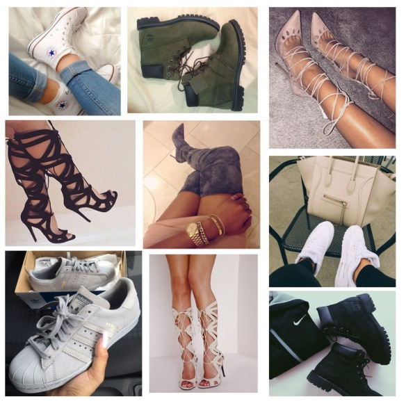 shoes style board