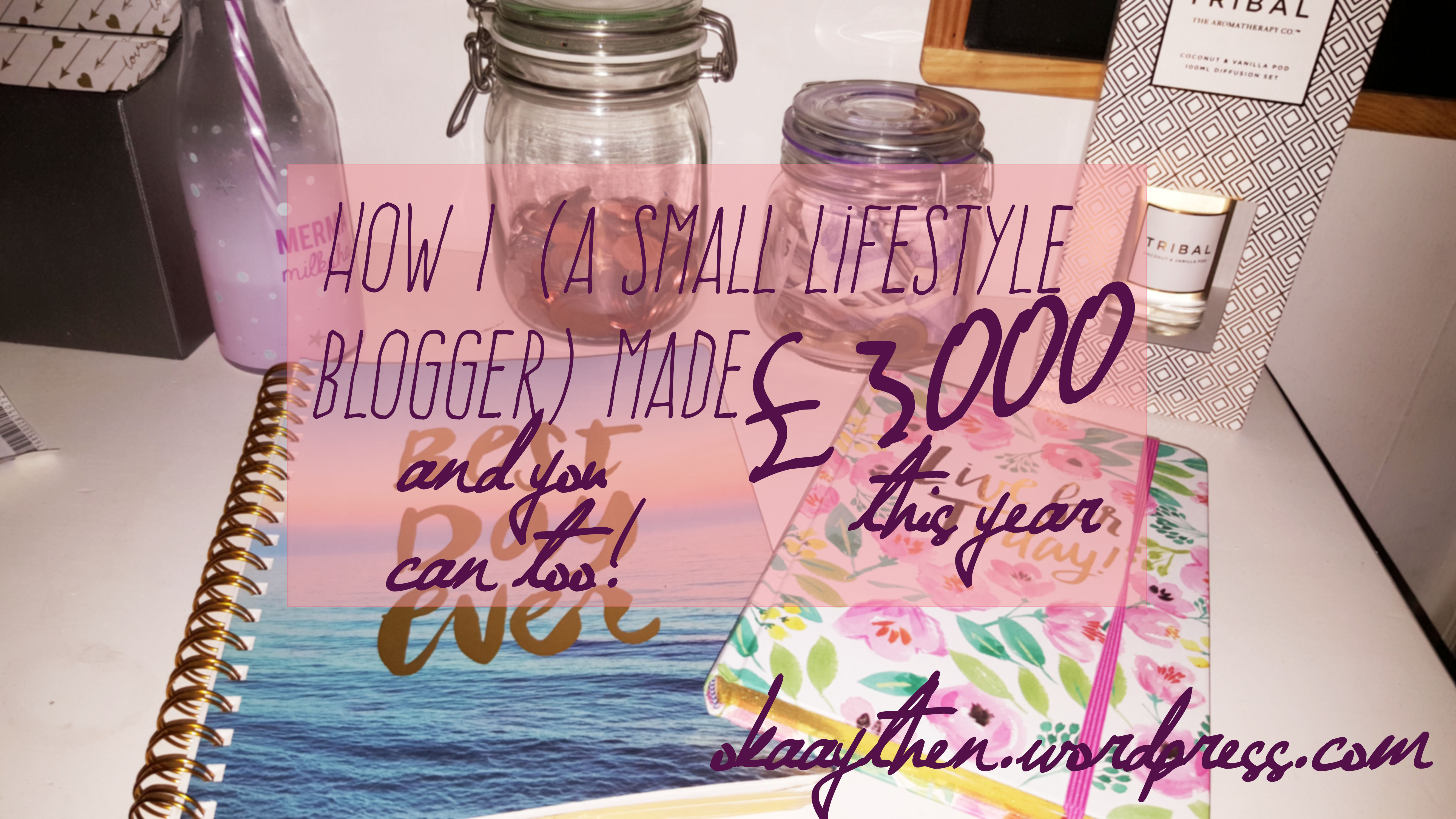 how small bloggers can earn money blogging