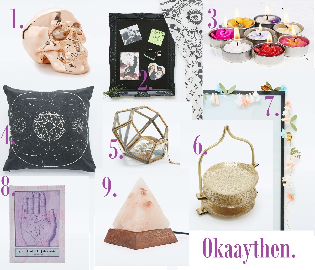 witchy bedroom interior ideas