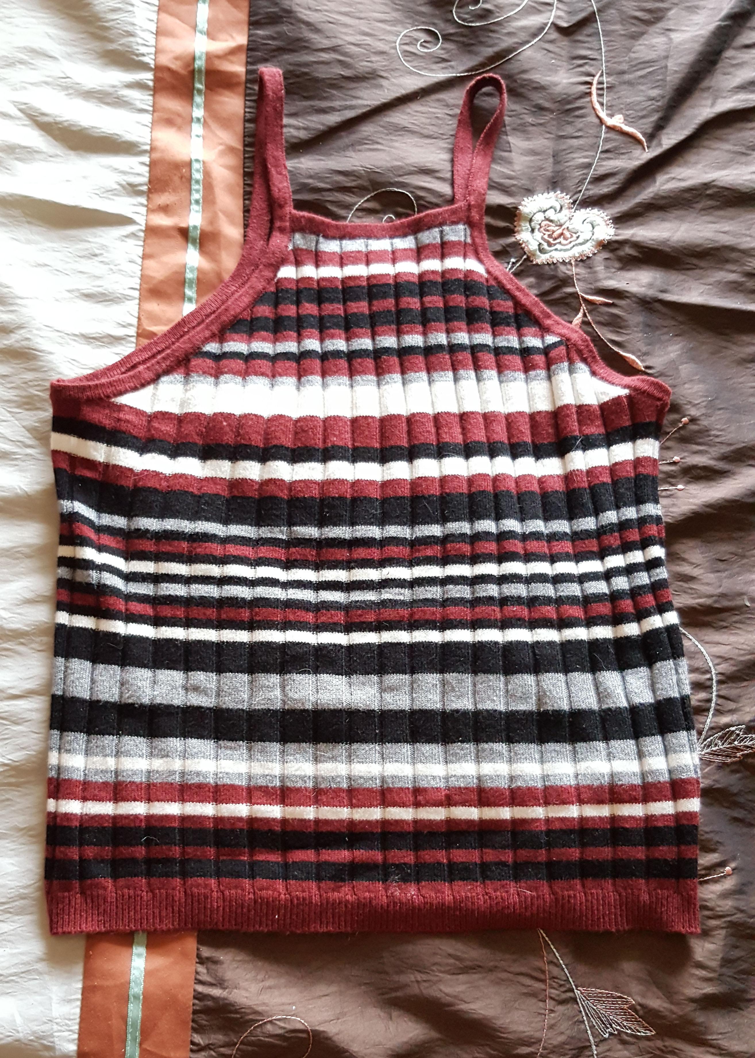 knit tank primark