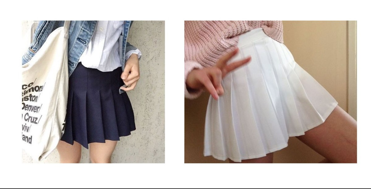 spring tennis skirts