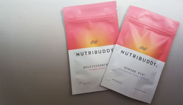 nutribuddy vitamins and tablets