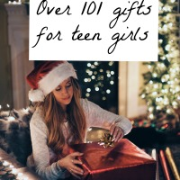 Over 100 Gifts For Teen Girls - The ONLY Gift Guide You Need